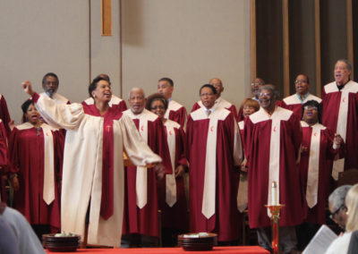 Intergenerational Choir - Joint Worship