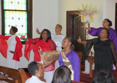 Women's Day Praise Dance