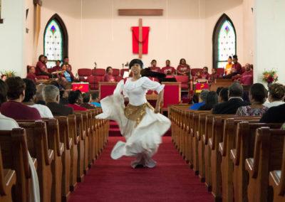 Praise Dance - Aisle